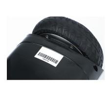 фото колеса гироборда GTF Jetroll  Classic Edition Black Gloss вблизи