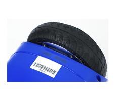 фото колеса гироборда GTF Jetroll  Classic Edition Blue Gloss вблизи