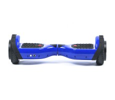фото гироборда GTF Jetroll  Classic Edition Blue Gloss сзади