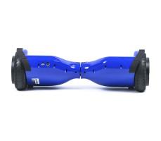фото задней нижней части гироборда GTF Jetroll  Classic Edition Blue Gloss