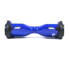 фото передней нижней части гироборда GTF Jetroll  Classic Edition Blue Gloss