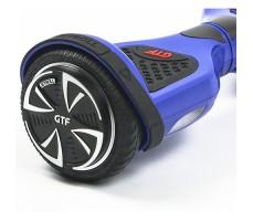 фото колеса гироборда GTF Jetroll  Classic Edition Blue Gloss