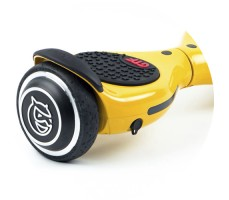 фото колеса гироборда GTF Jetroll  Mini Edition CosmoYellow