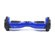 фото гироборда GTF Jetroll Classic Edition Premium 6.5 Blue Gloss сзади
