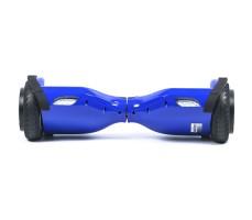 фото передней нижней части гироборда GTF Jetroll Classic Edition Premium 6.5 Blue Gloss