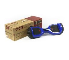 фото гироборда GTF Jetroll Classic Edition Premium 6.5 Blue Gloss возле коробки