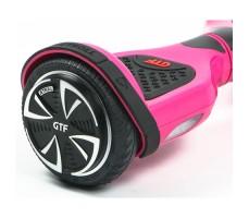 Фото колеса гироборда GTF Jetroll Classic Edition Premium 6.5 Pink Gloss