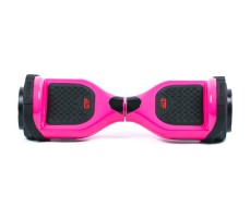 Фото сверху гироборда GTF Jetroll Classic Edition Premium 6.5 Pink Gloss