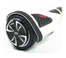 Фото колеса гироборда GTF Jetroll Classic Edition Premium 6.5 White Gloss