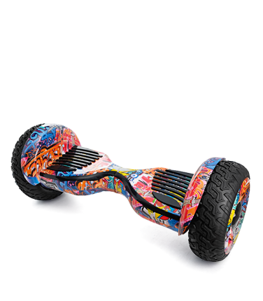 Гироскутер Smart Balance 12 Cross Country Graffity Orange | Купить, цена, отзывы