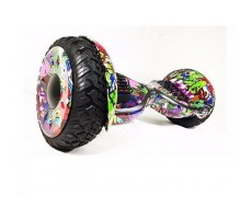 фото Гироскутер Smart Balance 12 Cross Country Graffity Purple