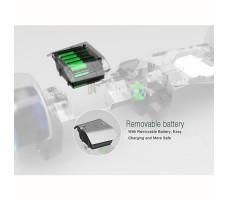 фото отсека для батареи гироскутера Gyroor Formula 1 + App + Самобаланс