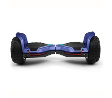 фото гироскутера Ecodrift G2 Blue + Самобаланс + APP сзади