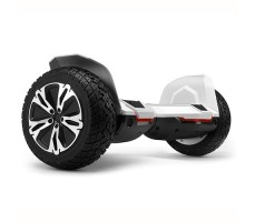 фото гироскутера Ecodrift G2 White + Самобаланс + APP сбоку