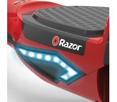 Фото подсветки гироскутера Razor Hovertrax 2.0 Red