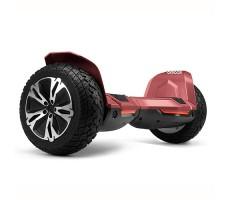 фото гироскутера Gyroor G2 Red + Самобаланс + APP сбоку
