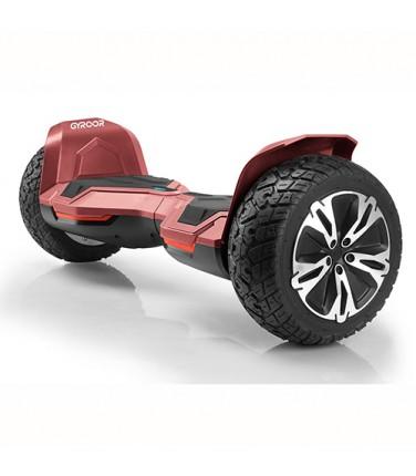 Гироскутер Gyroor G2 Red + Самобаланс + APP | Купить, цена, отзывы