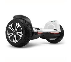 фото гироскутера Gyroor G2 White + Самобаланс + APP сбоку