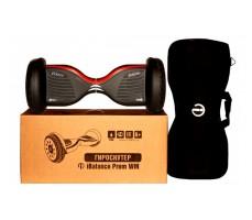 Фото гироскутера IBalance PREM WM APP Black с чехлом