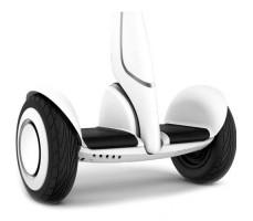 Боковое фото гироскутера мини-сигвея Mini Robot Plus 54v White