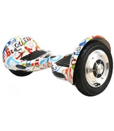 Гироскутер Ruswheel i10 графити   Купить, цена, отзывы