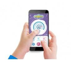 "фото приложение Гироскутер SKYBOARD Смешарики 6.5"" Purple"