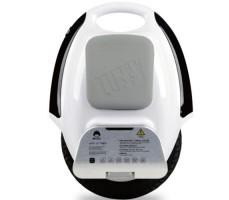 Gotway LUFFY 10″ (130WH) white боковое фото моноколеса вид на подножки
