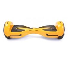 Гироскутер Hoverbot A-12 Yellow вид спереди
