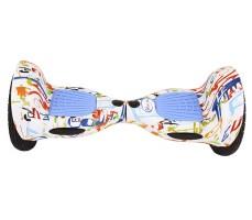 Фото платформы для ног гироборда Hoverbot А-8 White Multicolor