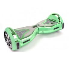 Гироскутер Hoverbot A-15 Green вид сбоку