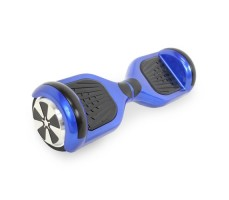 Гироскутер Hoverbot A-3 LIGHT LED Blue вид сбоку