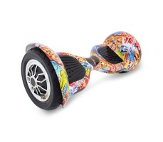 Гироскутер Hoverbot C-1 LIGHT Cartoon Multicolor вид сбоку