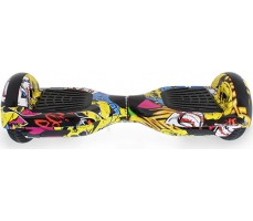 Гироскутер Hoverbot A-3 LIGHT LED Yellow Multicolor