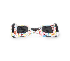 Гироскутер Hoverbot A-3 LIGHT LED White Multicolor