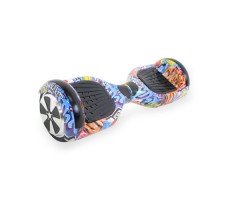Гироскутер Hoverbot A-3 LIGHT LED Cartoon Multicolor