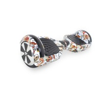 Гироскутер Hoverbot A-3 LIGHT LED Scull