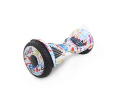 Гироскутер Hoverbot C-2 LIGHT White Multicolor
