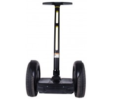 Фото сигвея Hoverbot G-6 Black-Yellow вид сзади