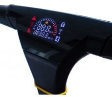 Фото дисплея сигвея Hoverbot G-6 Black-Yellow