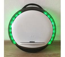 Моноколесо IPS Zero 340Wh White вид с подсветкой