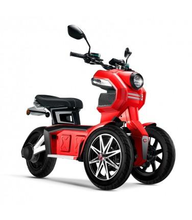 Электроскутер Doohan iTank Good Year EGO2 Red   Купить, цена, отзывы