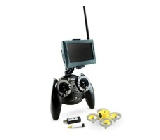 фото пульта д/у квадрокоптера Blade Inductrix FPV RTF 2.4G