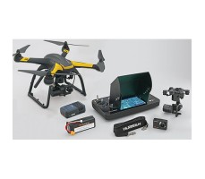 фото комплектации квадрокоптера Hubsan X4 Pro H109S High Edition FPV RTF 2.4G