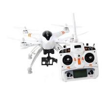 фото с пультом д/у квадрокоптера Walkera QR X350 Pro FPV DEVO 10 2D Gimble (без камеры) 5.8G
