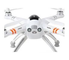 фото квадрокоптера Walkera QR X350 Pro FPV DEVO 10 2D Gimble (без камеры) 5.8G сзади