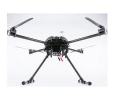 фото квадрокоптера Walkera QR X800 снизу