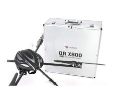 фото квадрокоптера Walkera QR X800 возле металлического кейса