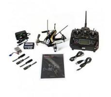 фото комплектации квадрокоптера гоночного Walkera Rodeo 150 RTF 2.4G