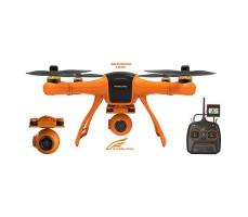 фото камеры и пульта д/у квадрокоптера Wingsland Minivet FPV RTF 2.4G