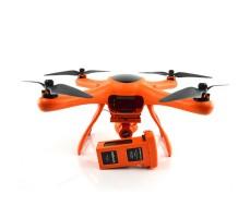 фото квадрокоптера Wingsland Scarlet Minivet FPV RTF 2.4G возле акб